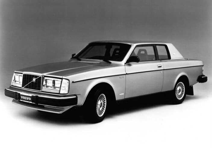 262C from Volvo press kit 1981