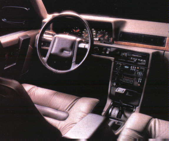 Bertone 780 Dashboard